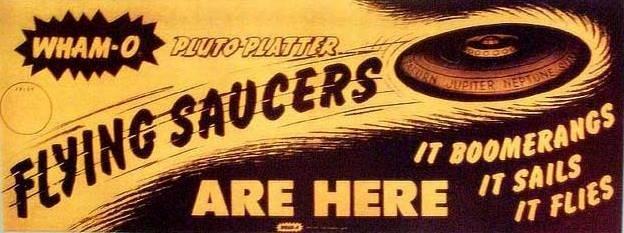 Pluto Platter is ultimate frisbee