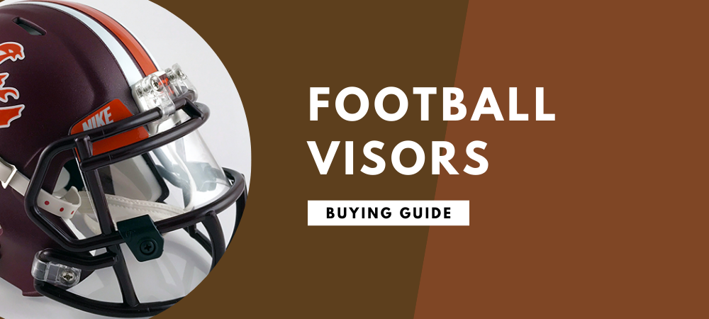 best football visors