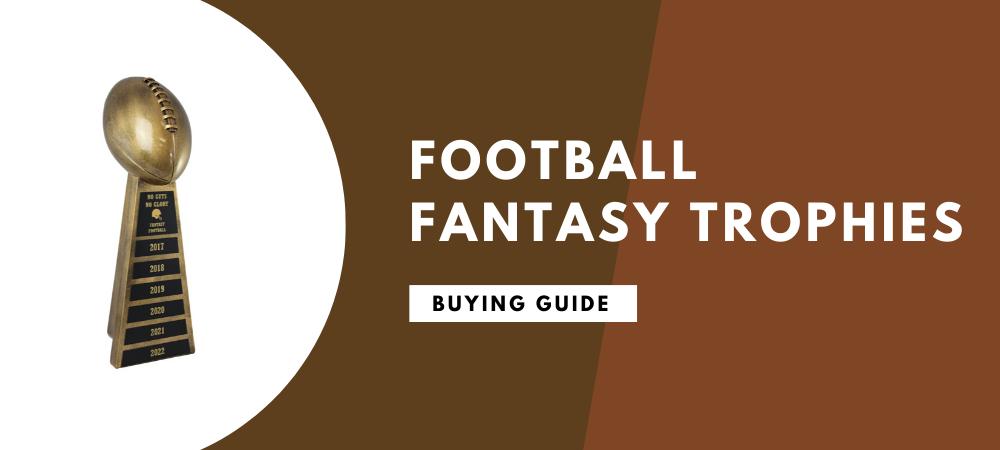 best football fantasy trophies