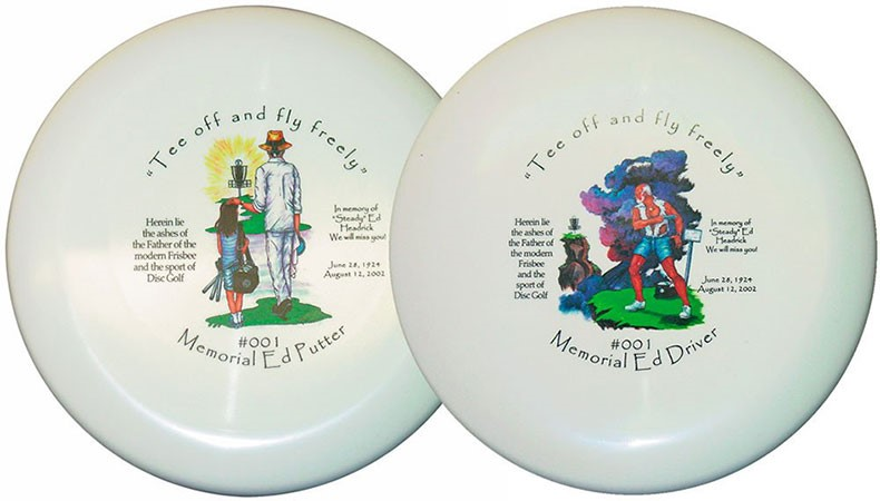antique ultimate frisbee discs