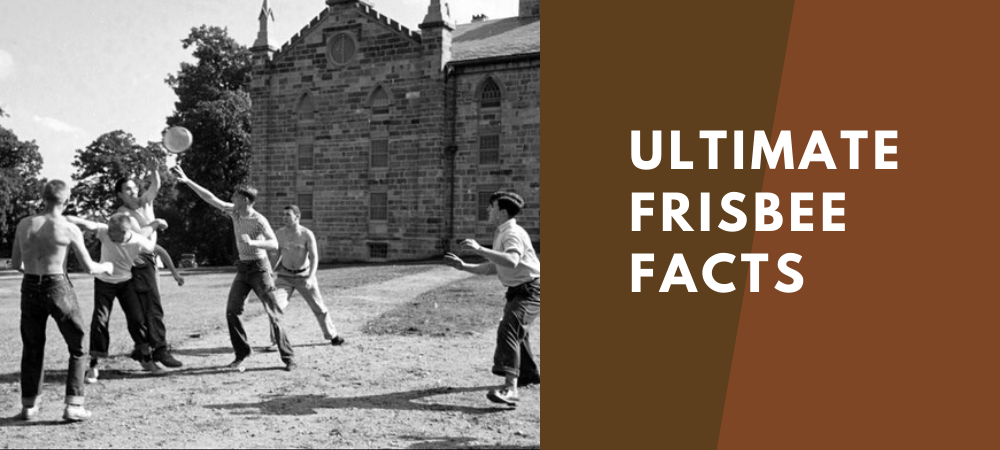 ultimate frisbee facts