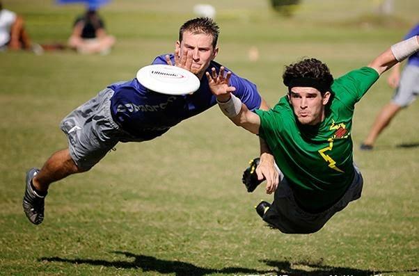 ultimate frisbee is a gentlemen game