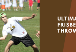 Ultimate Frisbee Throws: Basic and Advanced Techniques