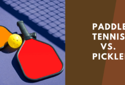 Paddle Tennis vs. Pickleball: What Are The Differences?